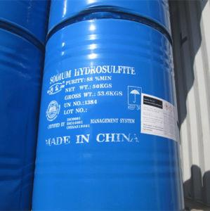 Shs Hydrosulphat de sódio 88%, 90% para os produtos têxteis