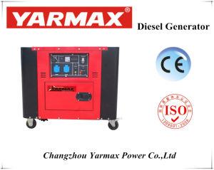Gerador Diesel portátil silencioso super de refrigeração ar