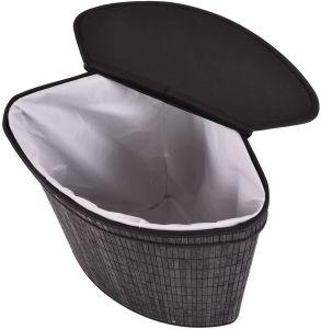 [بلك بمبوو] ركن عالقة سلّة مع غطاء