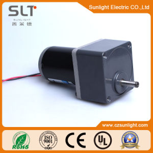 Cc eléctrico DC sin escobillas Motorreductor para el aparato doméstico.