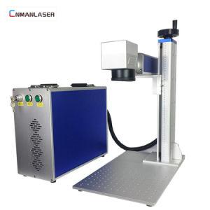 담배 케이스 포장 산업을%s 30W 이산화탄소 Laser 표하기 기계