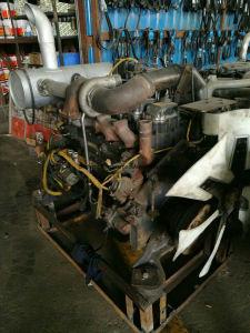 6D102 6D114 6D125 6D155 6D170 Komatsu 엔진