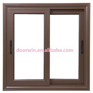 Aluminio color bronce de alta calidad con dise o de for Ventanas de aluminio color bronce