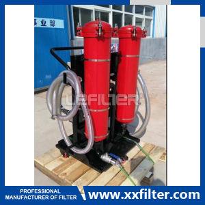 Petite raffinerie de pétrole Plante utilisée purificateurs d'huile du moteur du gaspillage lycée