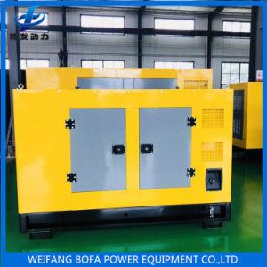 30kVA - 2000 kVA 비상 지휘권/자동차/비 디젤 엔진 발전기 세트