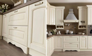 Cucina classica moderna di legno solido di Sharker di stile – Cucina ...