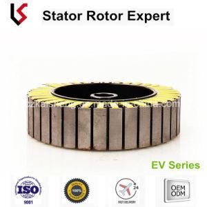 L'identificazione 97 del Od 148 scanala 36 il Assy d'acciaio dello statore del blocco per grafici di nucleo di ferro del silicone dello statore e del rotore dell'asse 17 OEM/ODM per il motorino ed il motore elettrici