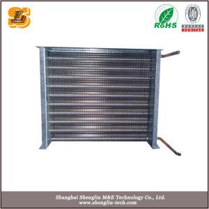 Condensatore usato condizionatore d 39 aria di alluminio dell for Miglior isolamento del tubo di rame