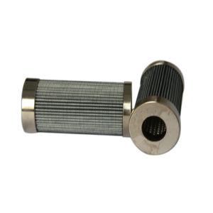 Filtro dell'olio idraulico materiale di ritorno di alta pressione della fibra di vetro