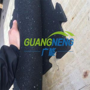 Enclavamiento de protección contra incendios de alta calidad gimnasio piso de goma