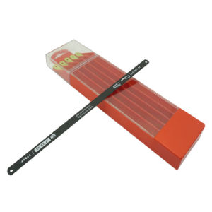 Bi-Metal M42 de la hoja de sierra para cortar metal mecanizables