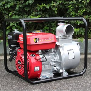 Prtable Honda GX160 Moteur de pompe à eau de l'essence de 2 pouces