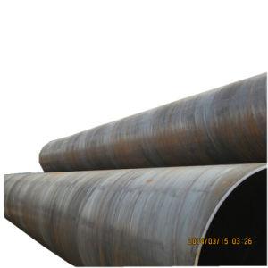 API 5L X52 Sch40 van de Pijp van de zaag Psl1 Psl2 Pijp van het Staal van de Koolstof de Spiraal Gelaste