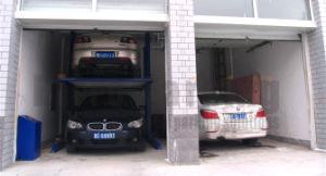 工場価格の自動簡単な二重デッカー2のポストの駐車上昇