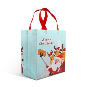Tissu réutilisables de PP non tissé Sac Shopping Package