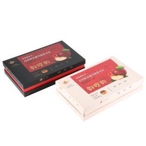 Fábrica directo gaveta rígida do papel de embalagem, o papelão Caixa de oferta