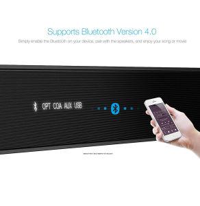 T-388 Système Home Cinéma Soundbar Super Bass TV Le président Le président