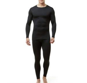 Nouvelle Mode Hommes 100%laine mérinos Themal sous-vêtements