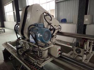 máquina de polir externo para o Tubo de Metal