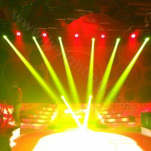 DJ DMX 330W 15r moviendo la cabeza de la luz de la etapa haz