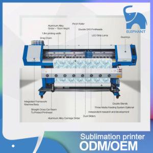 Stampante di sublimazione del getto di inchiostro della testa di stampa Dx5/4720 quattro per Ployester