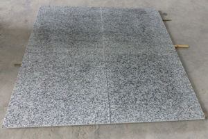 G439 en granit blanc grande dalle Granite Tile Blancs Chinois