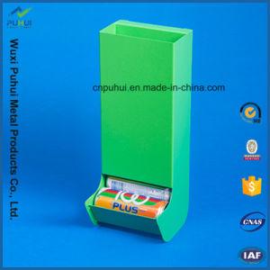 Metalldraht-Fußboden-spinnende Flaschen-Bildschirmanzeige (PHY1026F)