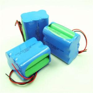 18650 pacchetto della batteria ricaricabile di 11.1V 6.6ah per il giocattolo di telecomando
