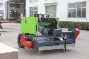 Maquinaria Aricultural Mini Empacadora de paja, heno/empacadora empacadora/tractor