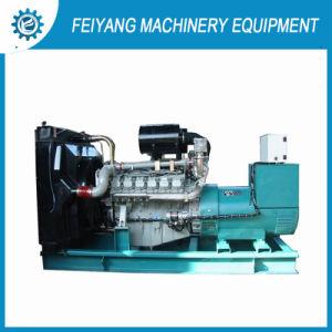 SteyrエンジンWp10d238e200を搭載する200kw/250kVA発電機
