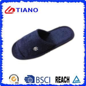 Pantoufle en dentelle douce et chaude (TNK35346)