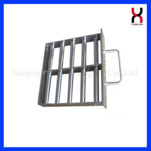 Filtro magnético separador magnético, cajón imán para la industria de plástico