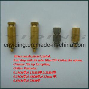 0.3L/Min壁に取り付けられたMistingの冷却装置(YDM-2801E)