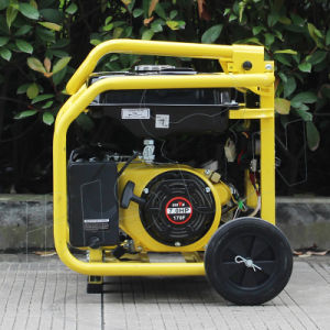 Bison (China) el generador proveedor BS2500n (H) de 2 kw de 2000W 2kVA a pilas de uso Inicio gasolina Generador Portátil Mini 220V