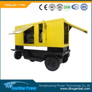 De Elektrische Diesel die van het Gebruik van het land de Vastgestelde Draagbare Generator van Genset van de Macht produceren