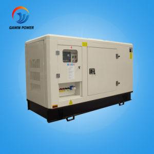 Reserve Waaier, Diesel Geluiddichte Generator