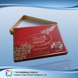 Valentín Joyería /Dulces de Chocolate// caja de embalaje de regalo (XC-FBC-009)