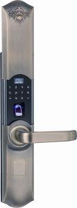 2016 интеллектуальный дверной замок блокировки считывателя отпечатков пальцев с помощью пароля (SIN A412)