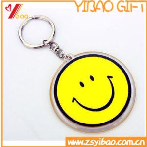 Epossidico su ordinazione Keyholder di marchio del regalo di promozione di Keychain (YB-HD-85)