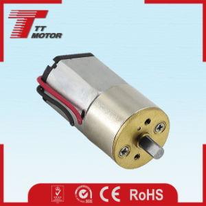 Engranaje de DC de 16mm mini motor eléctrico para máquina rubdown