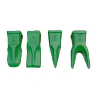 猫の掘削機(320、330、365、375、385)のためのバケツの歯