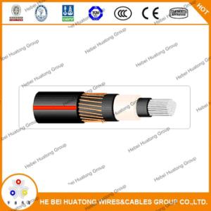 Condutores de cobre XLPE anelada isolamento revestimento de PVC tipo cabo Urd