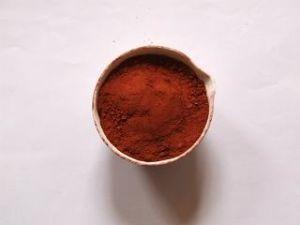 Rood >95% van het Oxyde van het ijzer