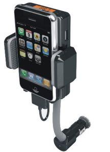 Kit de coche manos libres para iPhone/iPod