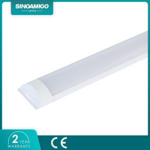 IP20 LED Luminaria listones antipolvo TUBO LED de iluminación lineal PC 2FT 4FT