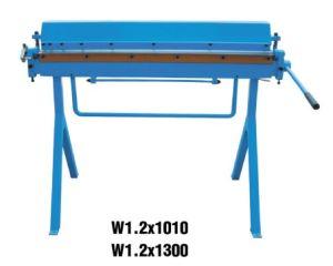 경제 Manual Bending Machine (Manual 접히는 기계 W1.2X1010W1.2X1300)