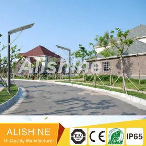 Freies Beispielregierung projektiert Integareted alles in einem LED-Solarstraßenlaternefür im Freiengarten-Pfad-Datenbahn-Beleuchtung-Lampe