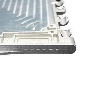 Het Aluminium CNC die van de douane Delen machinaal bewerken