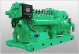MTUシリーズガスの発電機