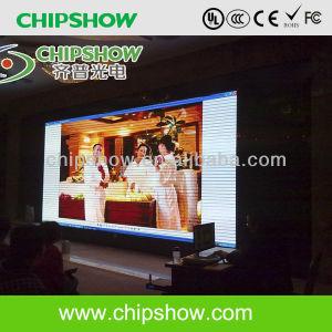 Chipshow P6 de la publicité intérieure Affichage LED SMD